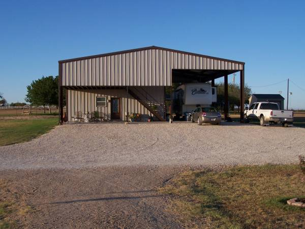 Our Rv Port Barndominium My Photo Gallery