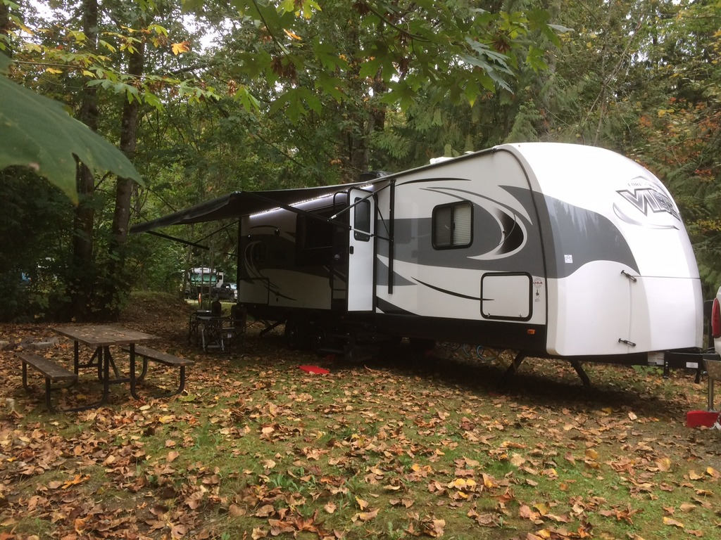 New member, new camper, new Vibe 286RKS - Page 3 - Forest