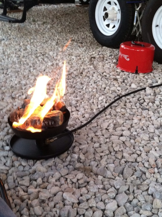 Forest River Forums Small Portable Campfire