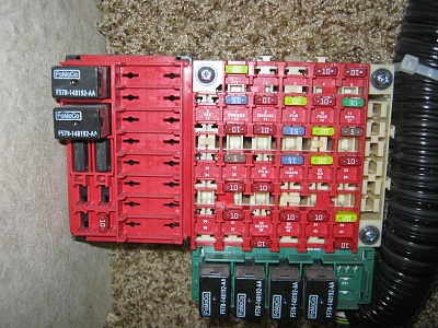 forest river fuse box forest river rockwood wiring diagram fuse panel map - forest river forums