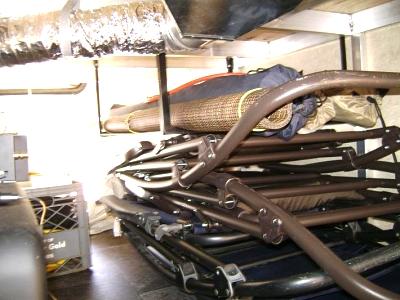 Click image for larger version  Name:Overhead Rack in basement (passenger side).jpg Views:221 Size:59.0 KB ID:10658