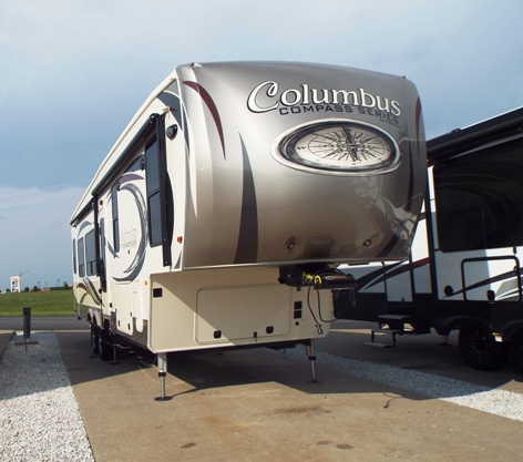 Click image for larger version  Name:RV 3 on the pad at dealer.JPG Views:183 Size:101.6 KB ID:107672