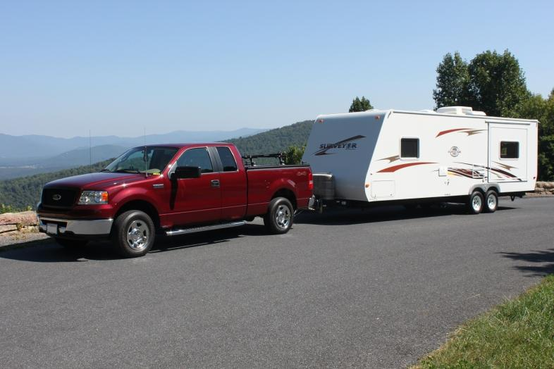 Click image for larger version  Name:Truck & Camper on Drive.jpg Views:1113 Size:52.2 KB ID:11144