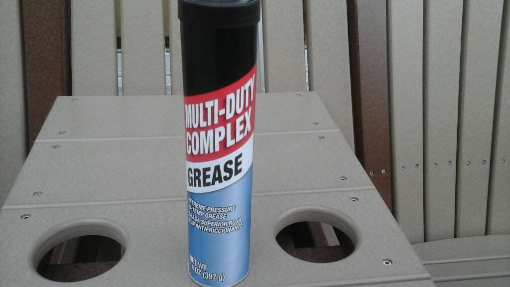 Axle Grease   what do I use? - Forest River Forums