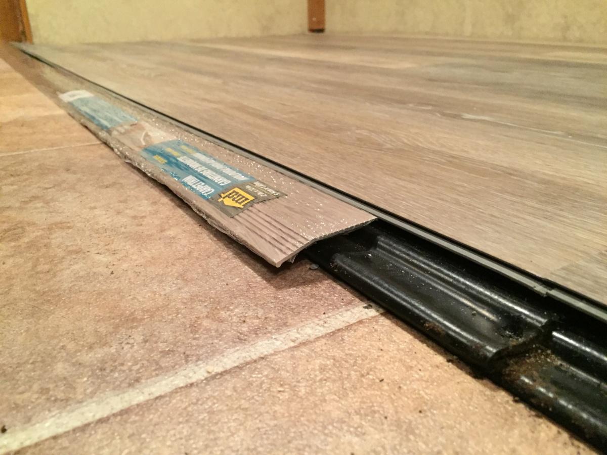Replacing Carpeting On Slideout