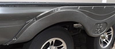 Click image for larger version  Name:Wheel Skirt Damage DSCF2191 CR.jpg Views:108 Size:155.9 KB ID:121030