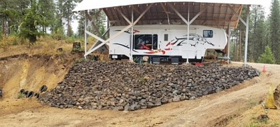 Click image for larger version  Name:RV, cover, rock wall.jpg Views:154 Size:82.4 KB ID:124052