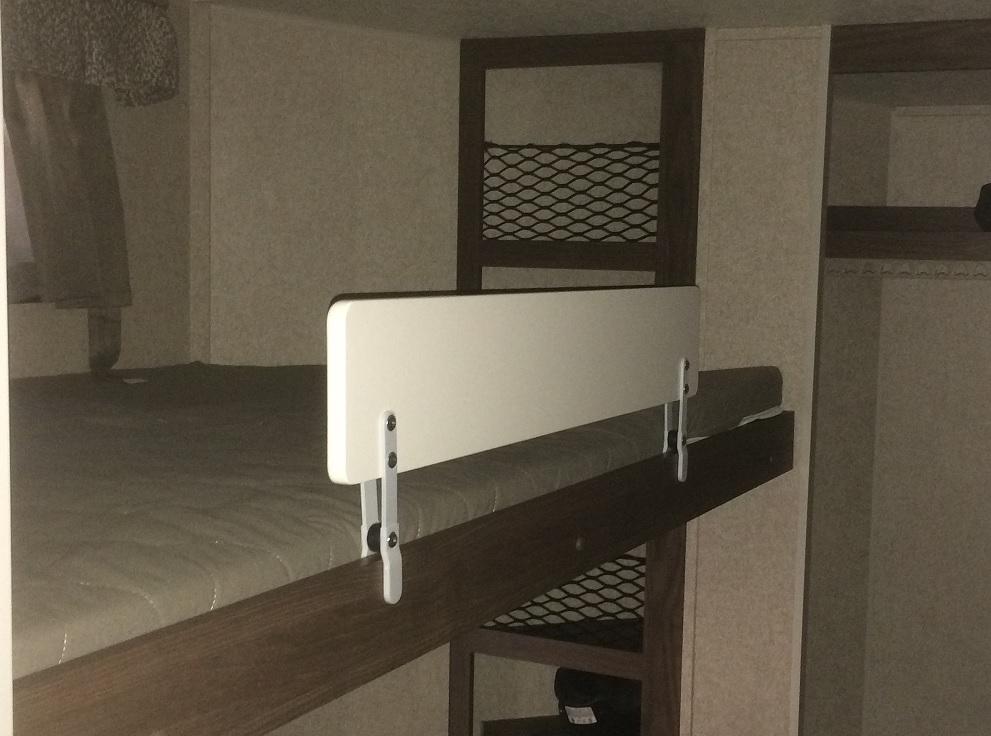 Loft Bunk Bed Side Rail Ideas Forest River Forums