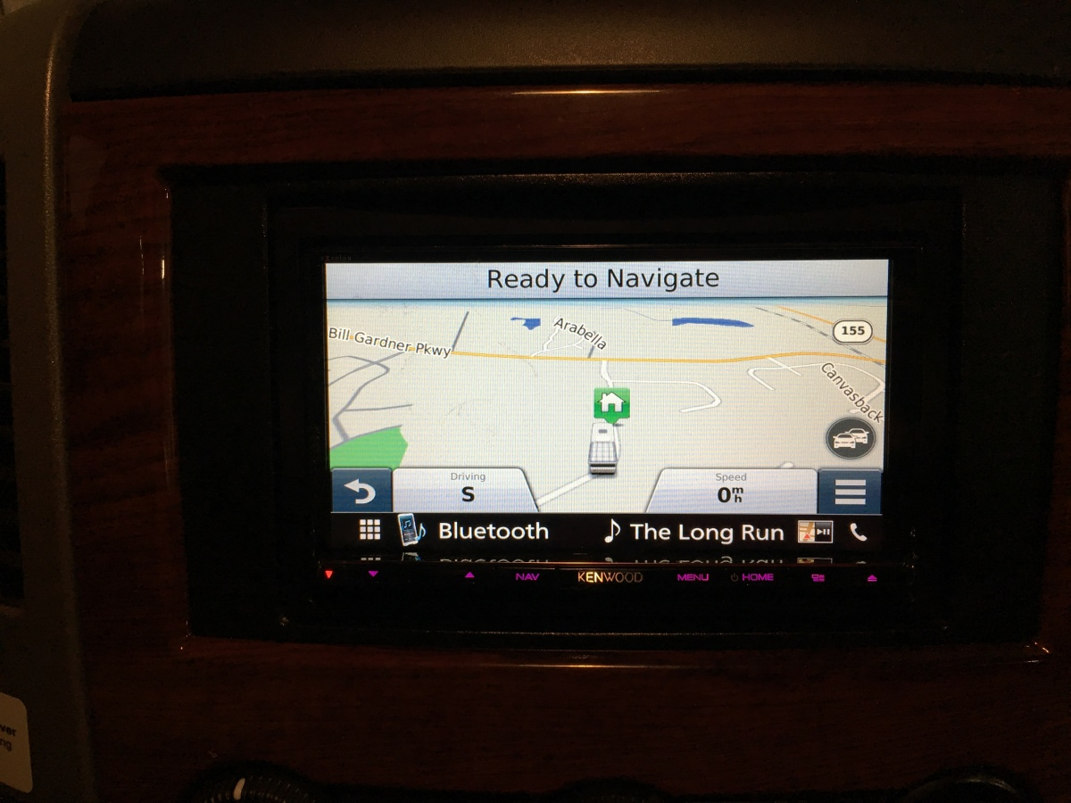 Kenwood DNX893S Install - Forest River Forums on