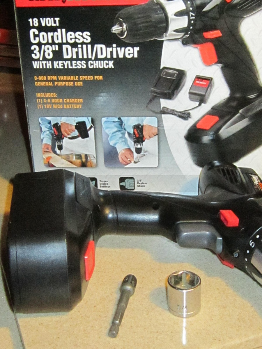Cordless Drill for leveling jacks - Page 3 - Forest River Forums