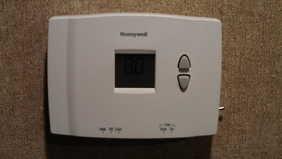 Replacing Analog Thermostat with Digital  Forest River Forums