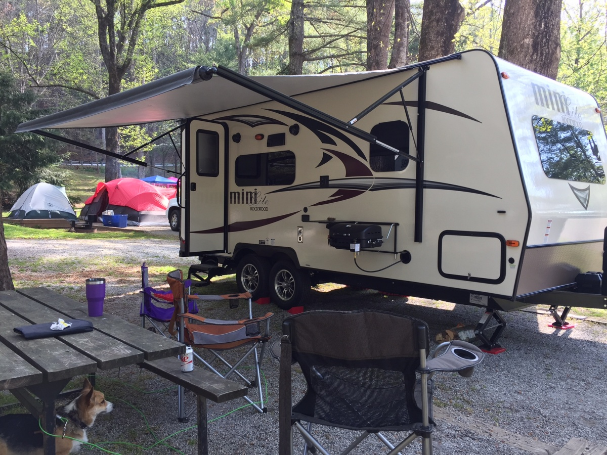 New Mini Lite 2109S owners - Forest River Forums