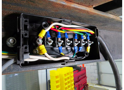 Brake Junction Box Wiring Diagram Forest River Forums