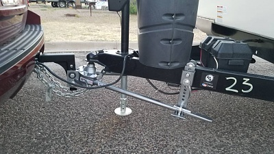 Tow hitch bottom out - Page 4 - Forest River Forums