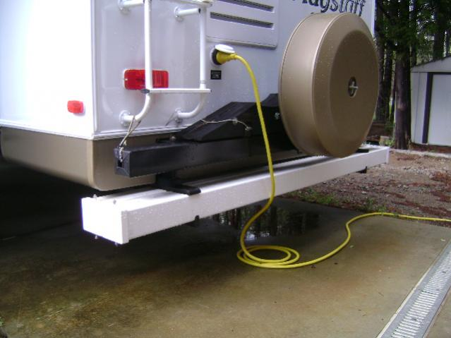 Click image for larger version  Name:Sewer hose, connections & Driver side Sun Shades.jpg Views:80 Size:37.0 KB ID:14827
