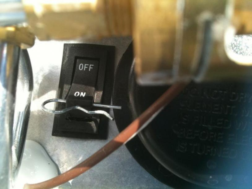 Suburban's electric switch and much more - Forest River Forums on