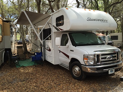 Click image for larger version  Name:RV angle view awning half out at McClean Festival 2016.jpg Views:104 Size:511.0 KB ID:154106