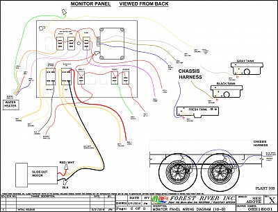 Wiring diagram - Forest River ForumsForest River Forums