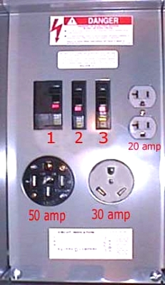 Click image for larger version  Name:20-50amp Service Panel.jpg Views:383 Size:15.9 KB ID:17101
