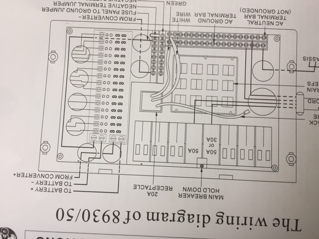 Man Cooler Mc420s Wiring Diagram For A Fan    Wiring Diagram