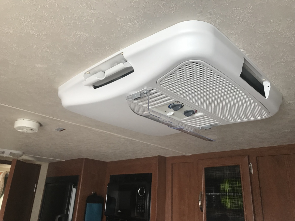 AC not blowing hard out of all vents - Forest River Forums