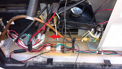 Electric fridge cooling fan question - Forest River Forums
