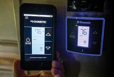 New Dometic Thermostat Changeout - Forest River Forums