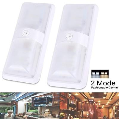 Click image for larger version  Name:AutoEC LED Dome Light, 2 Color Mode 12V LED RV Ceiling Dome Light Fixture.jpg Views:75 Size:96.7 KB ID:183683