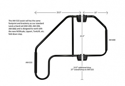 Click image for larger version  Name:Extended Lend-a-Hand Rail.JPG Views:753 Size:46.3 KB ID:183809