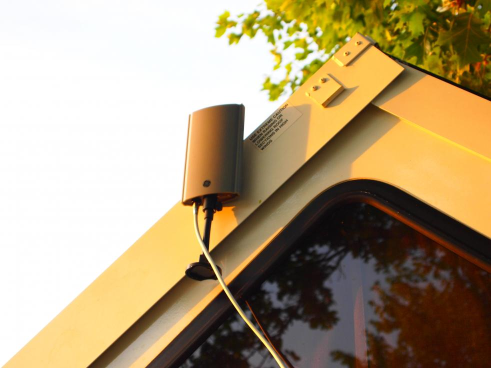 Exterior Tv Antenna Forest River Forums