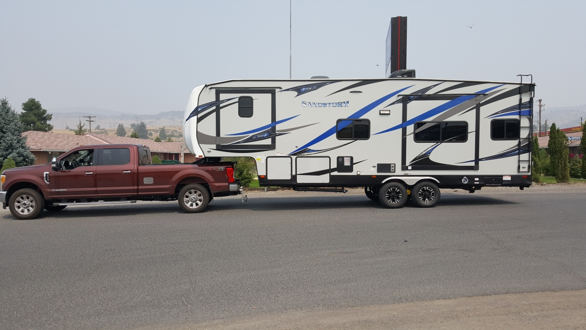 Bed height on newer F350 - Page 2 - Forest River Forums