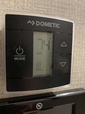 DOMETIC thermostat is possessed - Forest River Forums