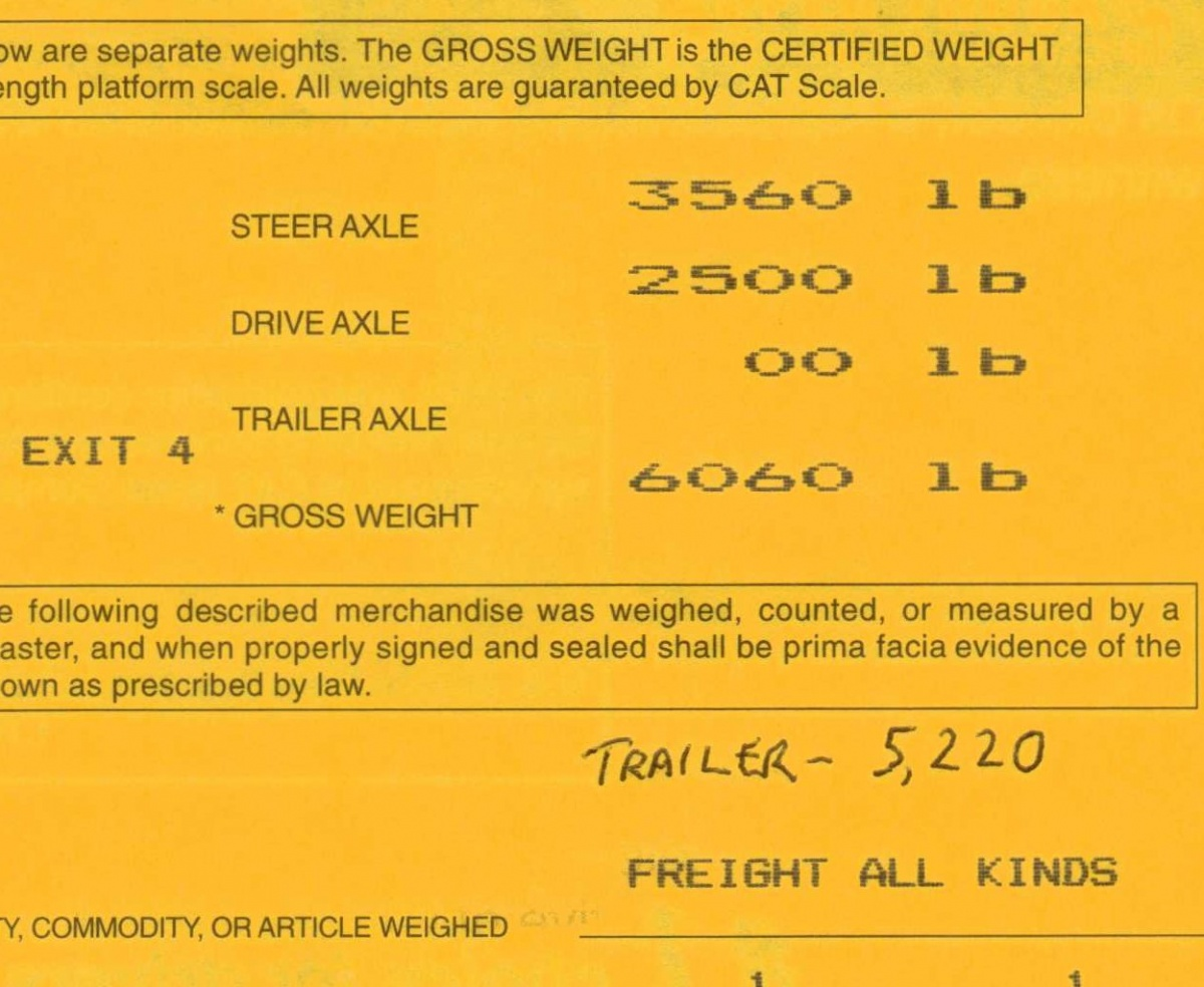 Click image for larger version  Name:Truck Only CAT Scale.jpg Views:22 Size:252.6 KB ID:197753
