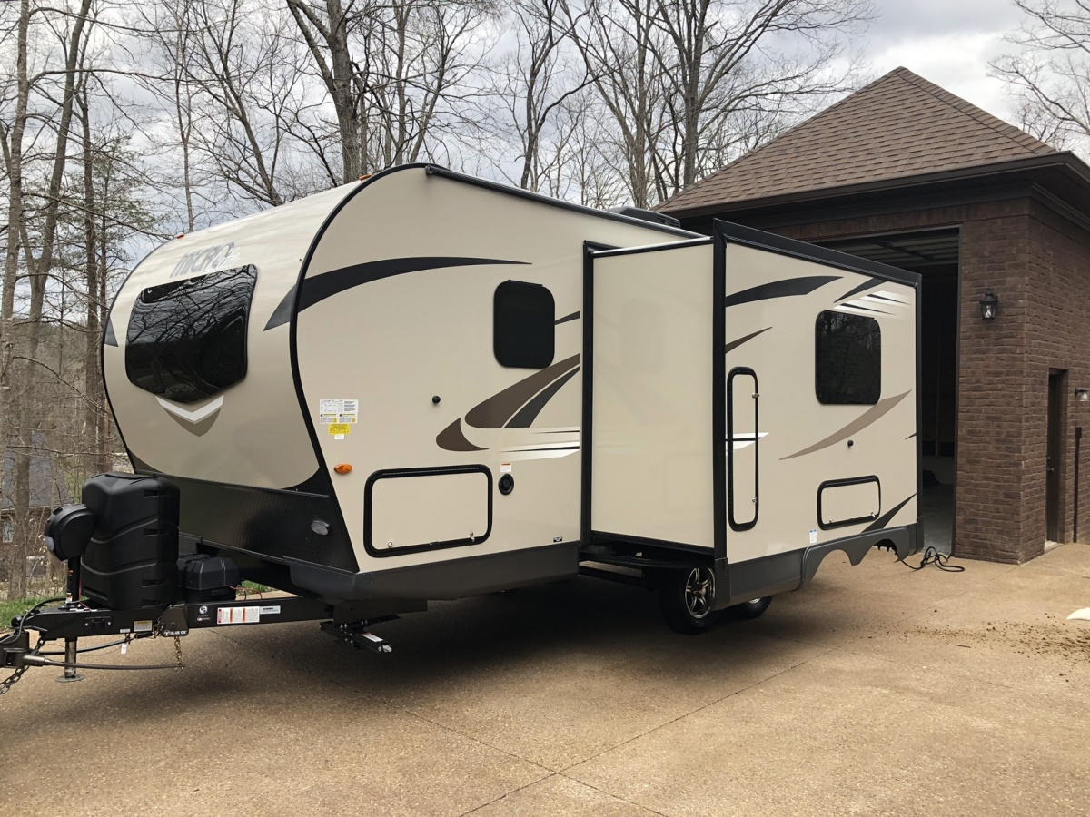 2020 Flagstaff 21ds Microlite - Forest River Forums