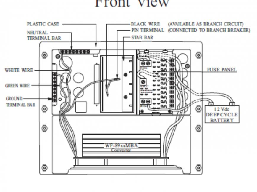 battery rack alpha wiring diagram