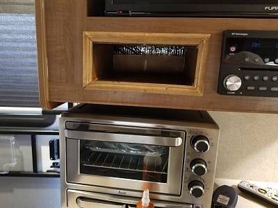 Anyone know of an upgrade for the oven? - Page 2 - Forest River Forums