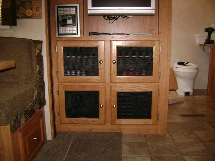 Click image for larger version  Name:Solid door panels replaced with mesh.jpg Views:51 Size:54.3 KB ID:21815