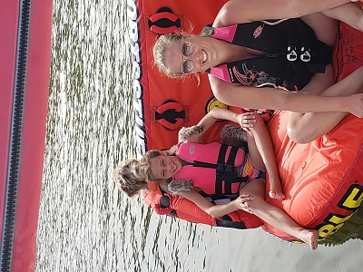 Click image for larger version  Name:Eleanor & Tenley on tube.jpg Views:52 Size:441.9 KB ID:236568