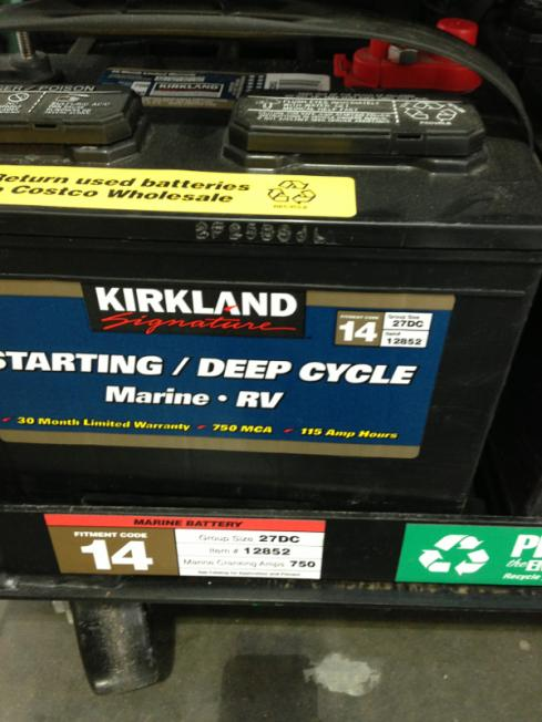 Costco Marine Battery >> Costco Battery Prices Forest River Forums