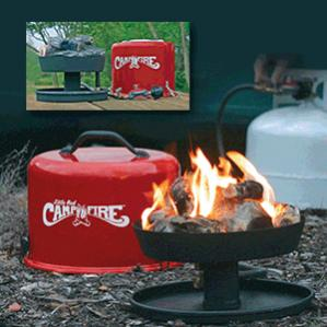 Positive Little Red Campfire Forest River Forums