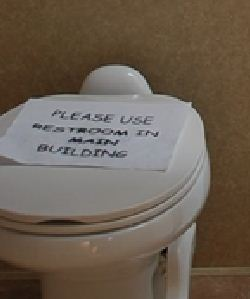 Toilet paper holder - Forest River Forums