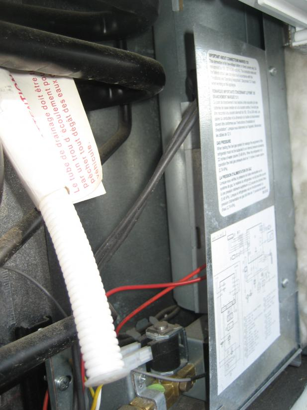 Issue with RM 2652 Fridge on Propane - Forest River Forums