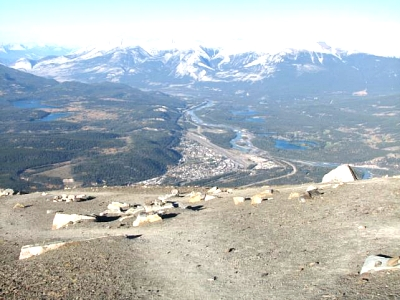 Click image for larger version  Name:Jasper from Whistlers Mtn.jpg Views:68 Size:50.2 KB ID:3639