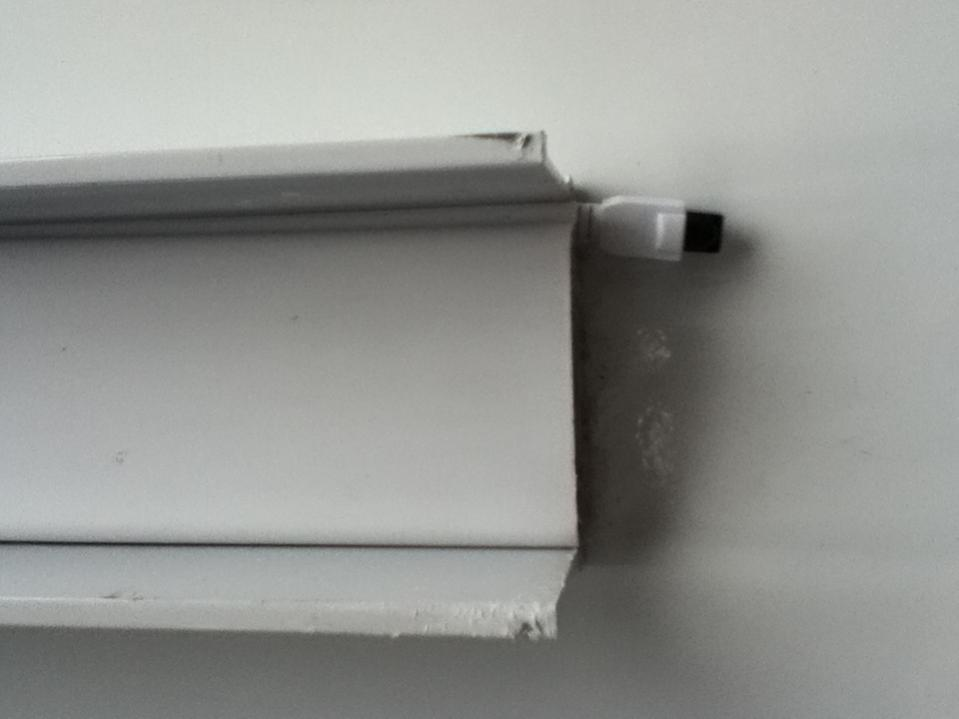 Click image for larger version  Name:IR sensor exposed with wire cover in place.jpg Views:149 Size:38.9 KB ID:45291