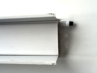 Click image for larger version  Name:IR sensor exposed with wire cover in place.jpg Views:154 Size:38.9 KB ID:45291
