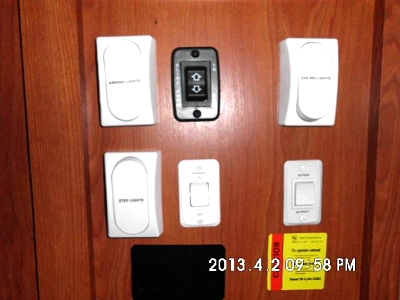 Click image for larger version  Name:New switches to match existing. Awning & Step lights.jpg Views:179 Size:30.8 KB ID:45293