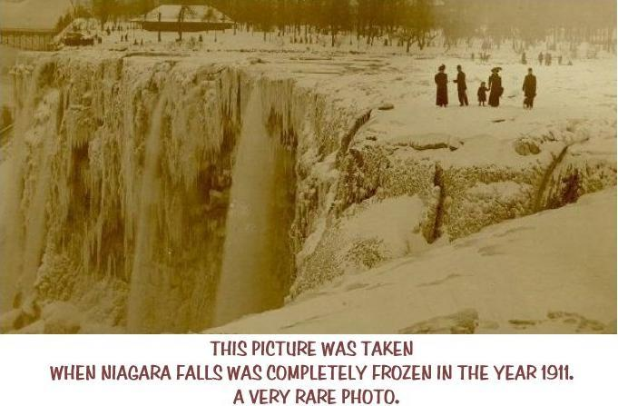 Click image for larger version  Name:Niagrafalls Frozen Over in 1911.jpg Views:319 Size:45.7 KB ID:46948