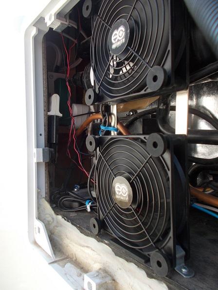Refrigerator Ventilation for Slide Units - Forest River Forums