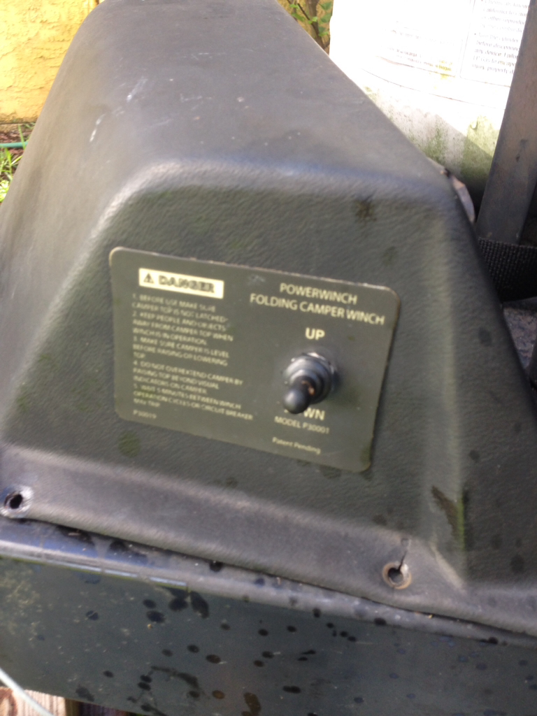 Winch issues - Forest River Forums