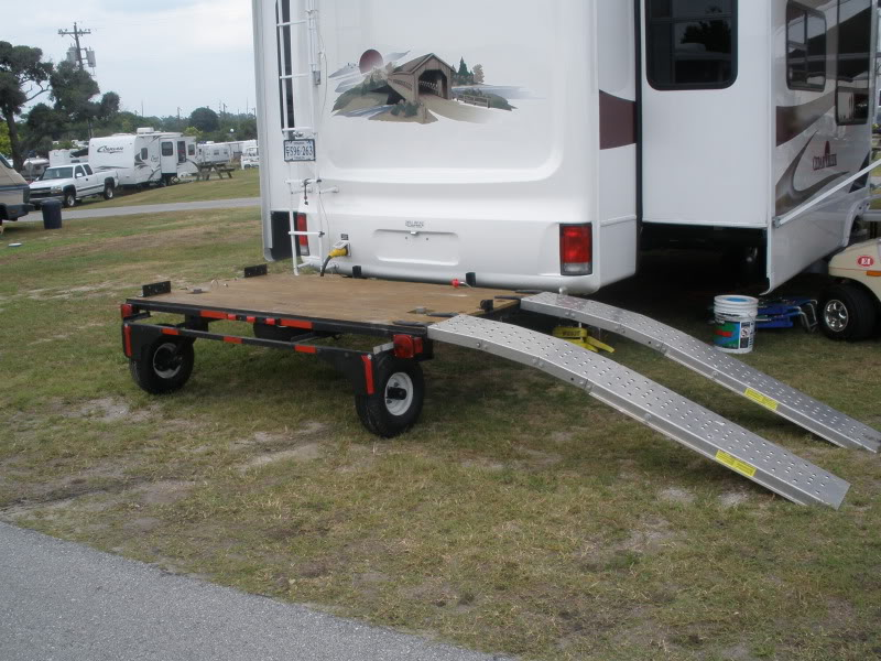 Fifth Wheel & Golf Cart - Page 3 - Forest River Forums on